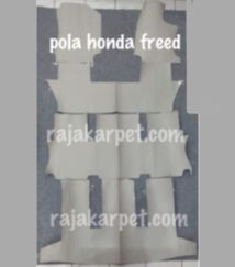 Kelompok X Honda Freed 2 warna