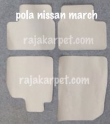 Kelompok VI Nissan March 2 warna